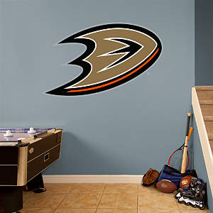 Anaheim Ducks Logo Fathead Wall Decal